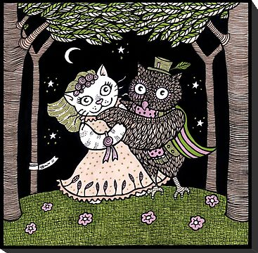 Owl & The Pussycat Waltz by Anita Inverarity