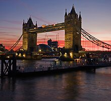 Tower Bridge by scotshot