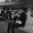 peoplescapes #310, lunch by stickelsimages