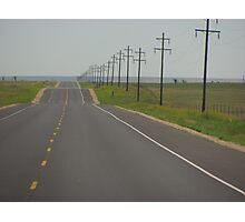 """""""The Long Road Home"""" Photographic Print"""