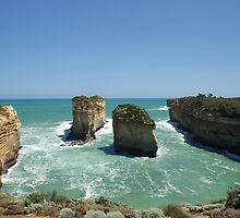 Loch Ard Gorge by Swelsh1
