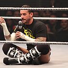 WWE 2011 - CM Punk 01 by xTRIGx