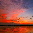 Fire In The Sky   by  Hany G. Jadaa  Prince John Photography