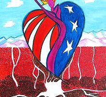 """""""I Love America"""" by Sesha"""