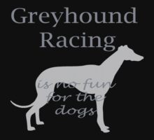 Greyhound Racing by veganese