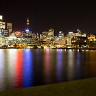 Sydney city by GoldZilla