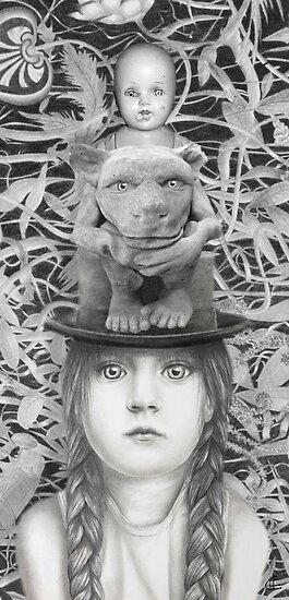 Totem by Cynthia Lund Torroll