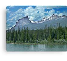 My Favourite Mountain Canvas Print