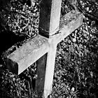 Lonely Cross by WilliamJPhoto