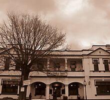 Healsville Hotel by Mark B Williams