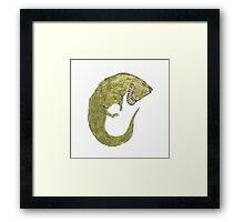 Horace Framed Print