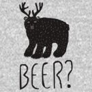 beer ? by Scott Barker
