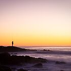 Early Fisherman in Colour by terrylangham