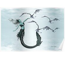 Call of the Sea Dragons Poster