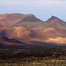Lanzarote Landscape by Janone