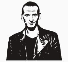 Doctor Who Ninth Doctor by ixrid