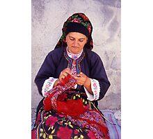 Vanishing Greece Photographic Print