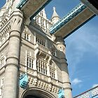 Tower Bridge, London by kimhaz