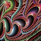 Disc-Julian 6 - Abstract by sstarlightss