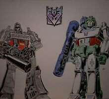 Transformers Megatron by chrisjh2210