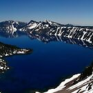 Wizard Island ~ Crater Lake by fototaker