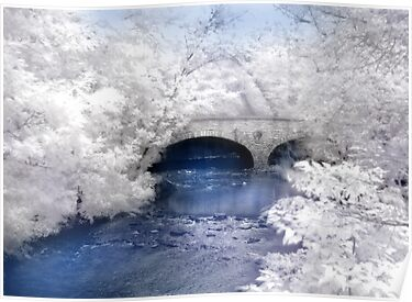 The Stone Arch Bridge by Lori Deiter