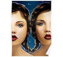 The Zodiac: Gemini Poster