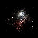 Canada Day Fireworks by Areej