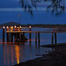 Groper Creek Jetty by Rebecca Holman
