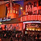 Moulin Rouge by Daniel Chang