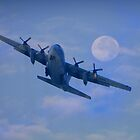 Early morning fly-by..... by DaveHrusecky