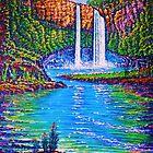 Wailua Falls by jyruff