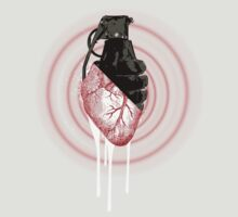The Love Grenade - girly style by densitydesign
