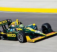 Tony Kanaan by racefan24
