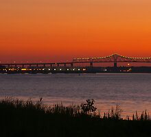 Bridge to Staten Island by PhotoKismet