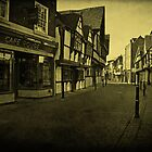 Friar Street, Worcester by Lissywitch