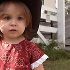 Little cowgirl by lizzclements