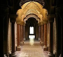 Ancient Palace by Manuel Fernandes