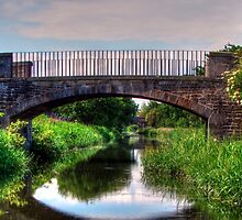 Union Canal by Steve Falla