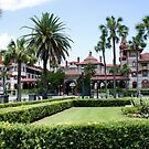 Ponce De Leon Hotel by Laurie Perry