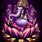 Ganesha Bliss by Javier Antunez