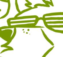 Mad Dogs: FLY G-Shep Sticker