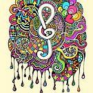 Rainbow Treble by Julia  Ockert