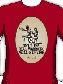 Real warriors  T-Shirt