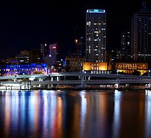 Southbank Pano by ywurri