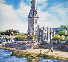 St. Muredach's Cathedral, Ballina, Co. Mayo by conchubar