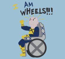 Professor X: Rolling Fury by VonPatrickBros