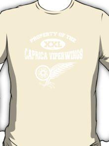 Battlestar Galactica Pyramid Team T-Shirt