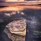 Eynhallow Rock by John Dewar