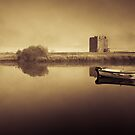 Threave Castle  by Brian Kerr